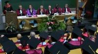 Remise des diplômes de doctorat de l'Université de Poitiers