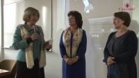 Inauguration du Centre de langue Portugaise CAMOES I.P Lidia Jorge