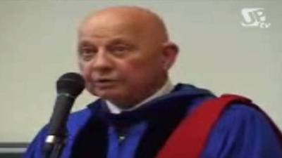 Discours de James G. March, Docteur Honoris Causa